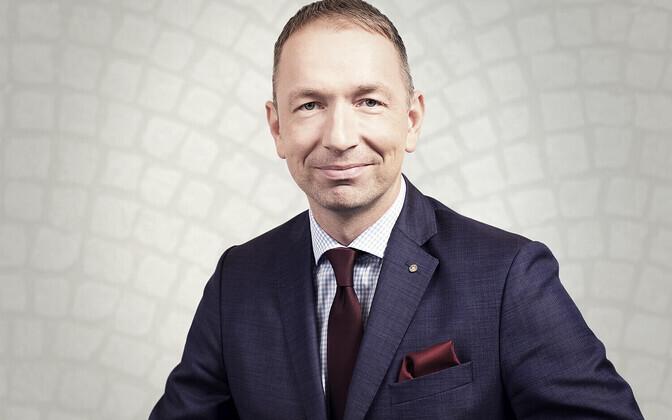 Luminori Eesti panga juht Gunnar Toomemets.