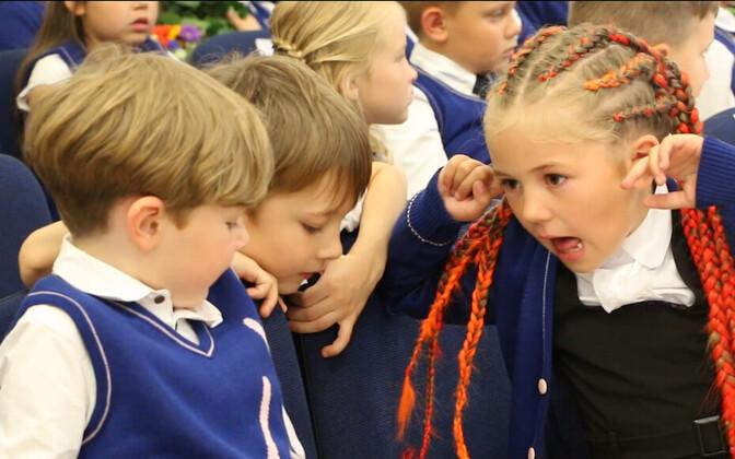 Школьники, фото иллюстративное