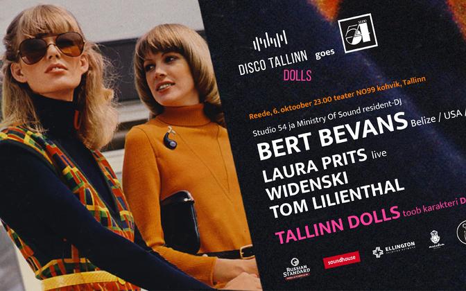 Disco Tallinn