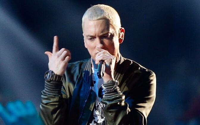 Eminem 2014. aasta MTV filmiauhindade galal