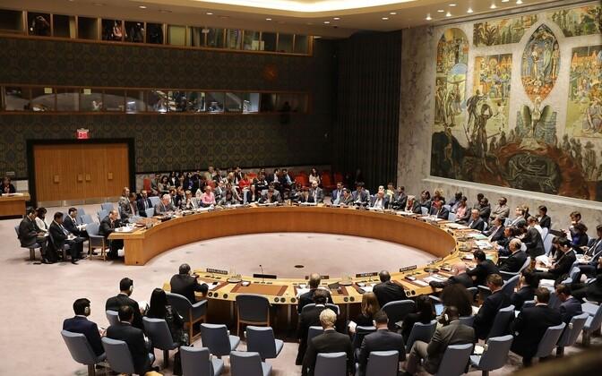 США против резолюции ООН, осуждающей казнь загомосексуальность