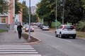 Движение автомобилей у Пяхклимяэской гимназии беспокоит родителей школьников.