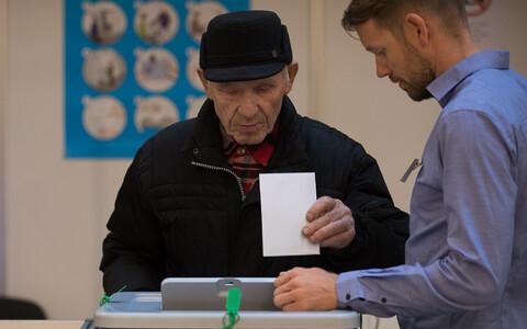 Maakonnakeskustes algas hääletamine