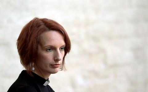 Kirikuõpetaja Triin Käpp