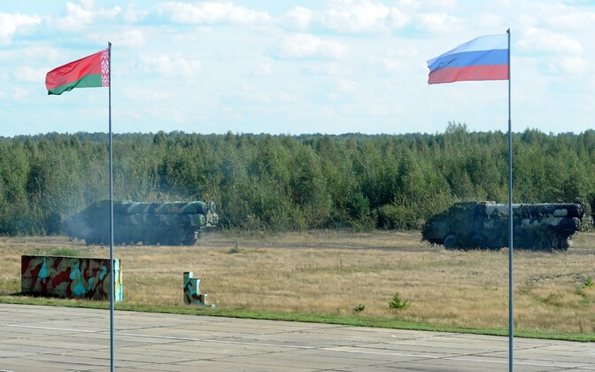 Vene-Valgevene sõjaväeõppus Zapad 2017.