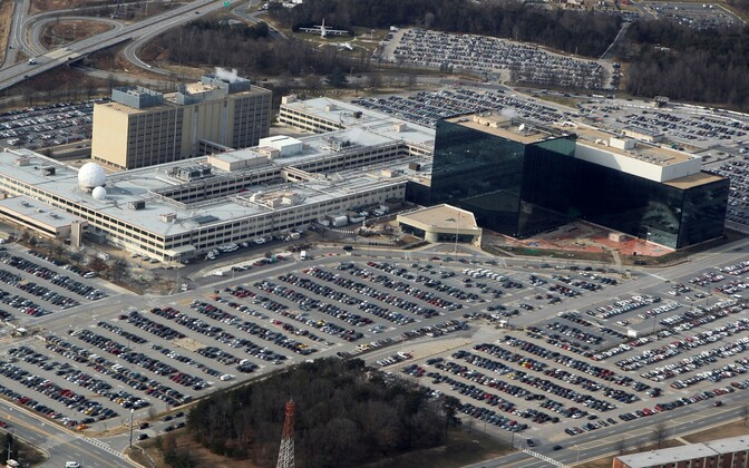 National Security Agency (NSA) peahoone Marylandi osariigis.