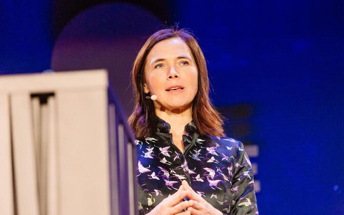 Maive Rute esines septembris kõrgetasemelisel tulevikutöö konverentsil.