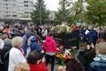В Нарве открыли мемориал в память о погибших в Афганистане