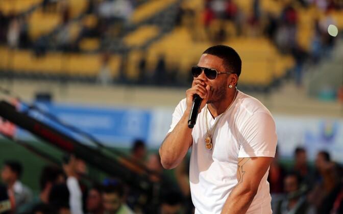 Räppar Nelly