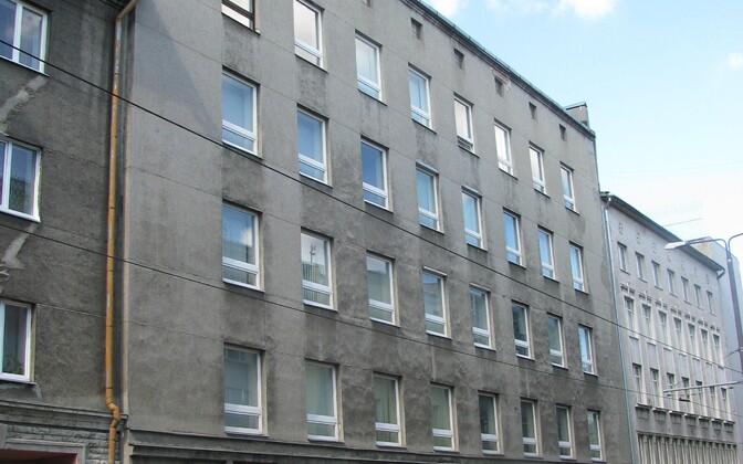 Riigiarhviivi hoone Tallinnas Maneeži tänaval