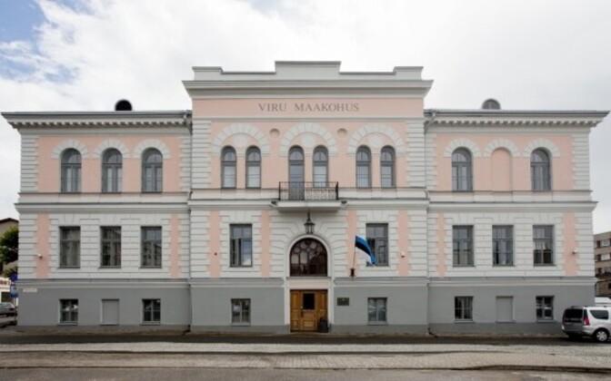 Rakvere courthouse.
