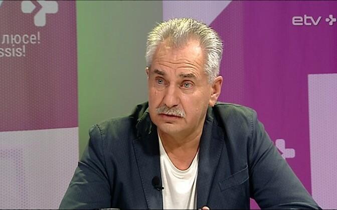 Глава Narva Vesi AS и депутат горсобрания Нарвы Алексей Воронов.