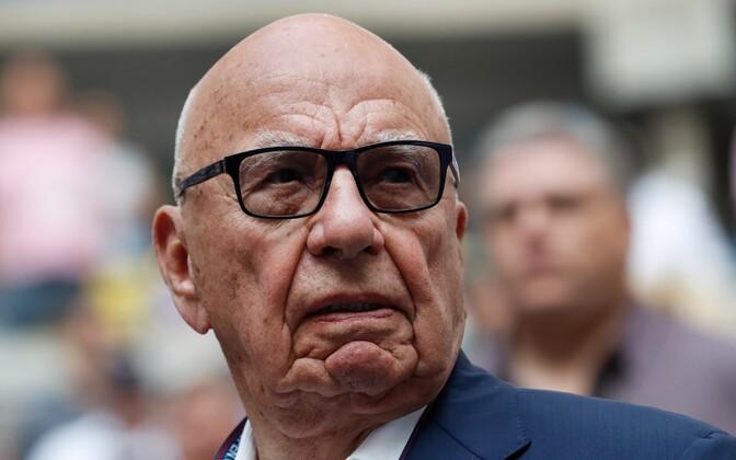Suurärimees Rupert Murdoch.