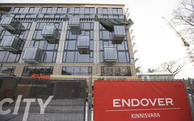 Üks Endoveri arendusi aadressil Tartu mnt 56.