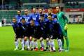 Сборная Эстонии уступила боснийцам со счетом 1:2.