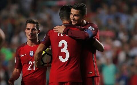 Cristiano Ronaldo ja Portugali jalgpallikoondis