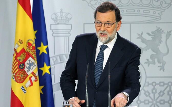 Премьер-министр Испании Мариано Рахой.