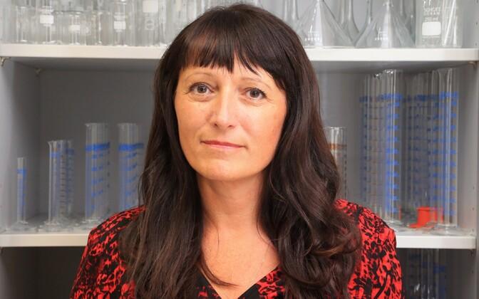 Ravimiameti peadirektor Kristin Raudsepp.
