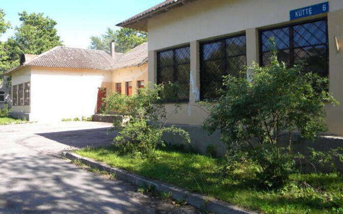 Недвижимость по адресу Кютте, 6 в Маарду хотят отдать частной фирме на 49 лет.