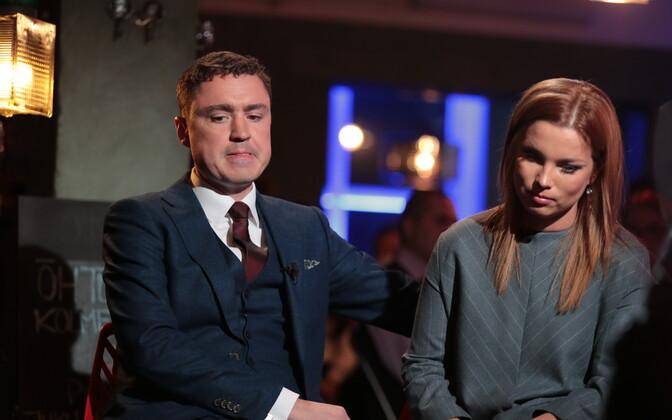 Вице-спикер Эстонии подал вотставку из-за приставания кженщине