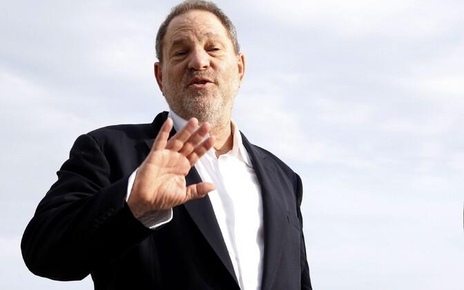 Filmiprodutsent Harvey Weinstein.