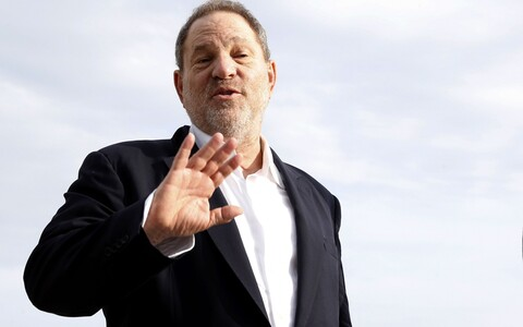 Filmiprodutsent Harvey Weinstein.