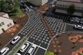Эскизный проект реконструкции перекрестка в центре Нымме