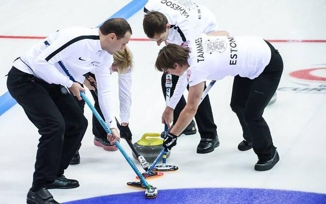 Eesti curlinguvõistkond MM-il