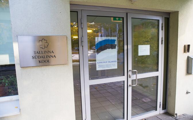 Esimesed valijad . Juhkentali ja Liivalaia gümnaasium.