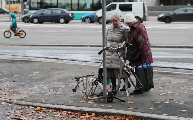 Muudatus ei mõjuta inimesi, kes juba saavad pensioni.