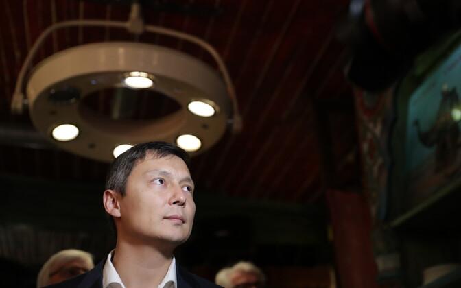 Михаил Кылварт набрал на местных выборах 24 712 голосов.