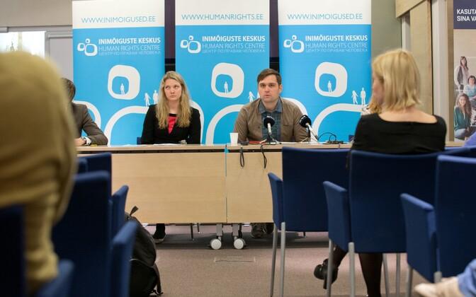 Autoriõiguse reformi suhtes kriitilisele kirjale kirjutas Eesti organisatsioonidest alla Inimõiguste Keskus.