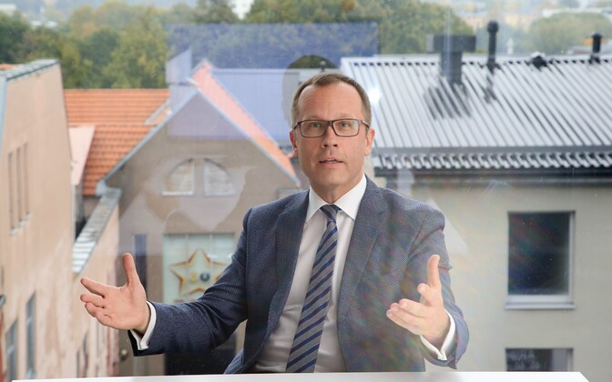 After the removal of by now three of his deputies on suspicions of corruption, EKRE thinks the time has come for Urmas Klaas (Reform) to resign as mayor of Tartu.