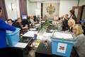 Häälte ülelugemine 2017. aasta kohalikel valimistel Tallinnas.