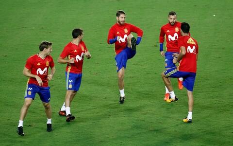 Hispaania jalgpallikoondis