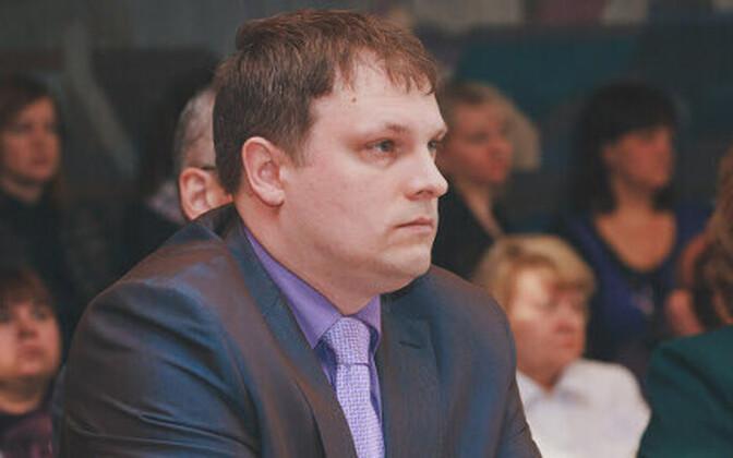Алексей Мяги.