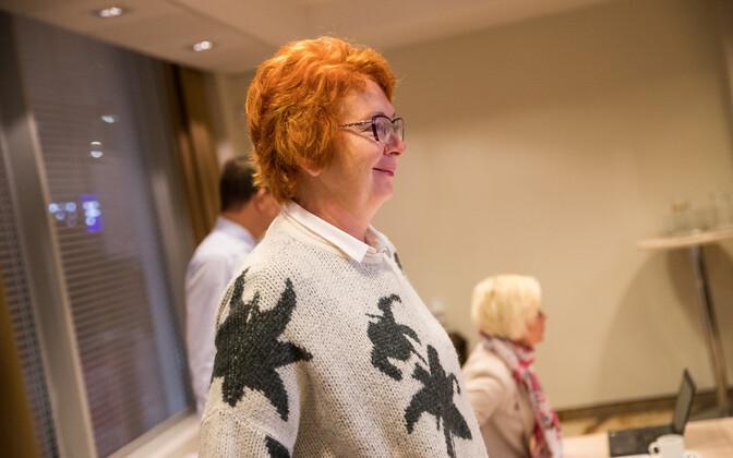 Yana Toom MEP (Centre/ALDE)