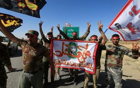 Šiiitidest koosnevad Rahvamobilisatsiooniväed.
