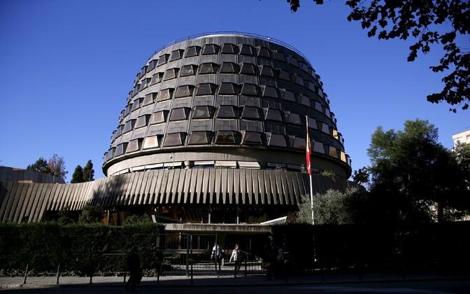Конституционный суд Испании.