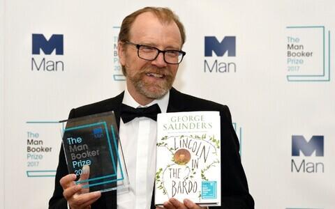 Bookeri kirjanduspreemia võitja George Saunders
