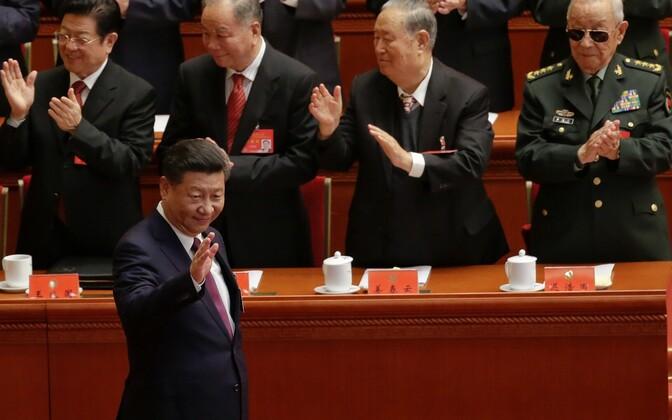 Hiina Rahvavabariigis algas Kommunistliku Partei kongress.