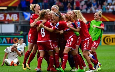 Taani naiste jalgpallikoondis