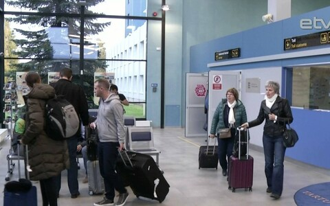 Тартуский аэропорт.