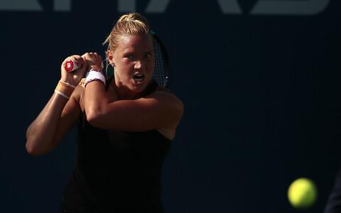 Кайа Канепи надеется вернуться в элиту мирового тенниса.