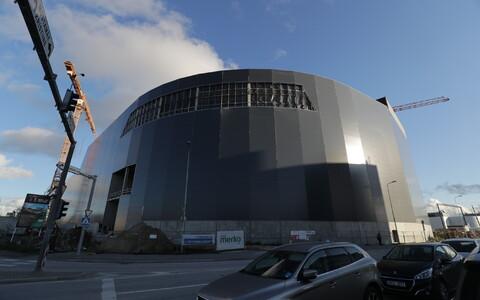 T1 Mall of Tallinna sarikapidu