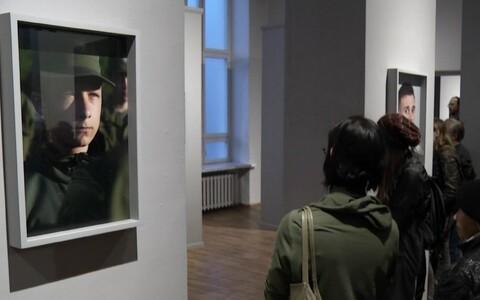 Фотовыставка тани Муравской
