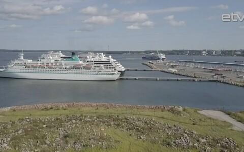 Таллиннский порт