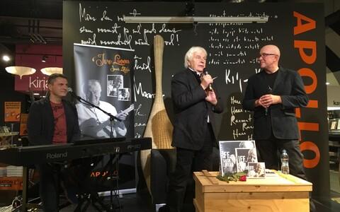 Ivo Linna raamatu esitlus