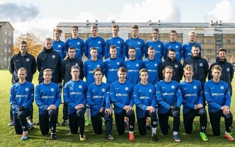 Eesti noormeeste U-17 jalgpallikoondis