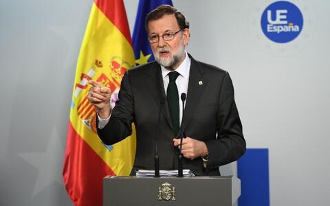 Hispaania peaminister Mariano Rajoy